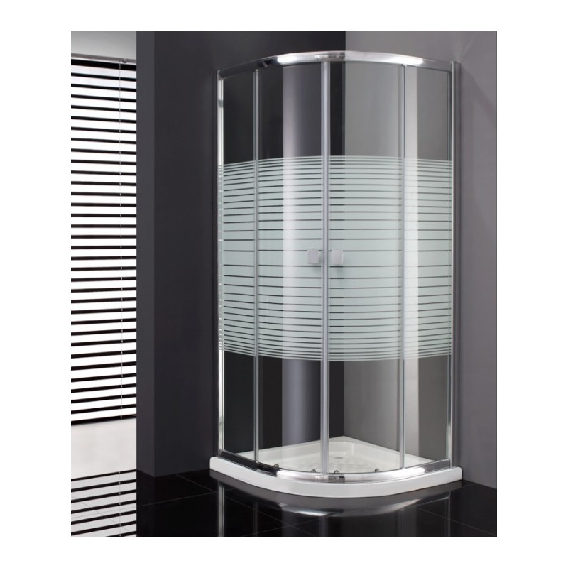 Calentadores solares mamparas de ducha profiltek precios for Precio mampara ducha