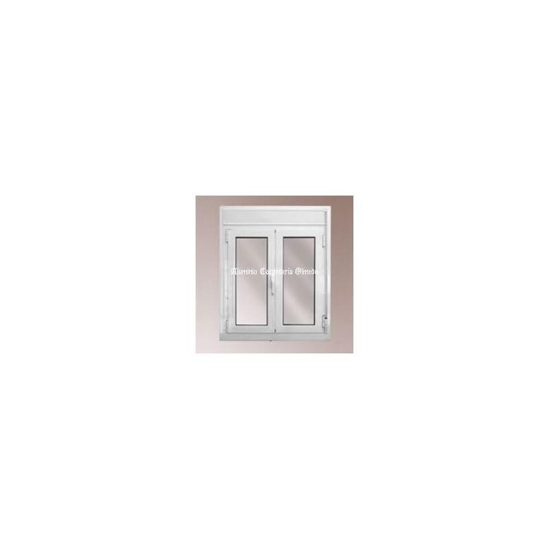 Comprar ventana abatible aluminio blanco - Comprar ventanas baratas ...