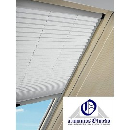 Cortinas plisadas para ventanas de tejado Roto
