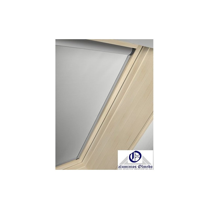 Comprar cortinas oscurecimiento total para ventana tejado for Escaleras telescopicas aluminio baratas