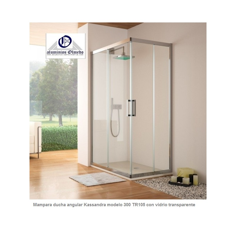 Comprar mampara ducha angular 300 tr105 - Comprar mampara ducha ...
