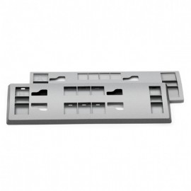 VELUX ZOZ 213 placa montaje persiana exterior solar