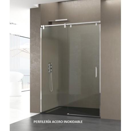 Precios mampara de ducha inoxidable modelo futura Mamparas de ducha precios