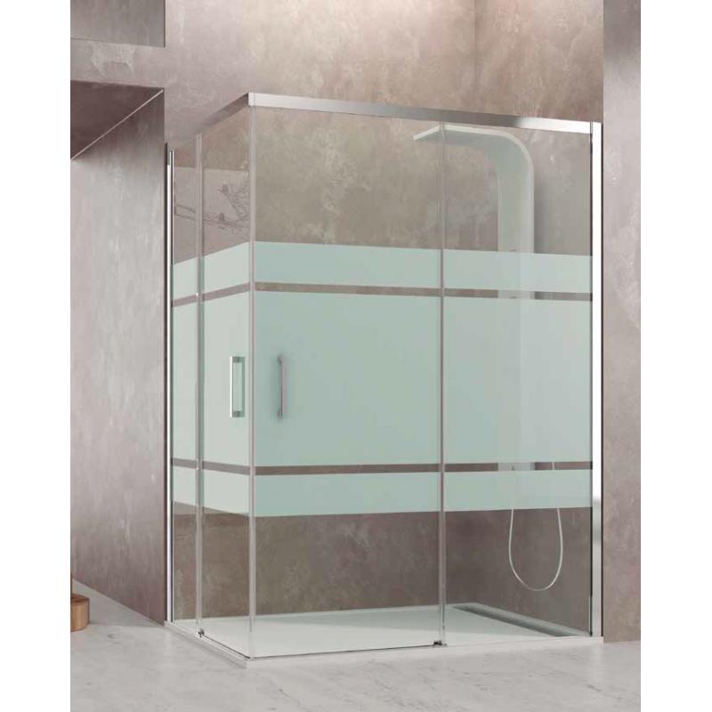 Comprar mampara de ducha aktual frost plus angular - Comprar mamparas de ducha ...