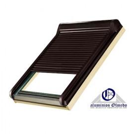 Persiana manual para ventanas de tejado Roto