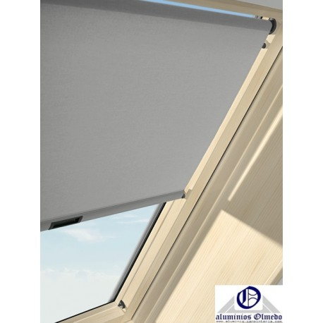 Cortinas Resorte para ventanas de tejado Roto