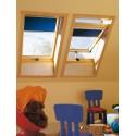 Cortinas de Resorte ventanas de tejado Roto (color especial)