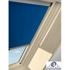 Cortinas Resorte Plus para ventanas de tejado Roto
