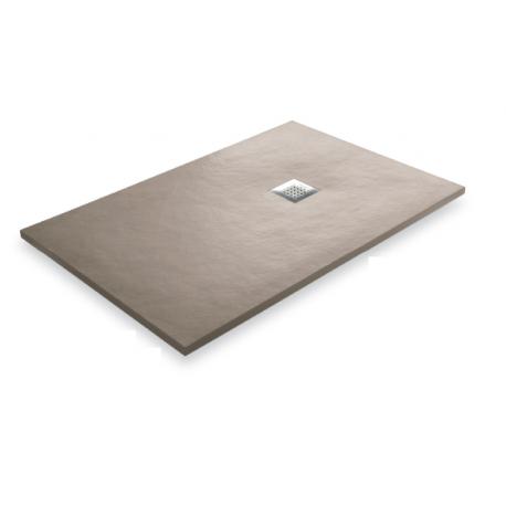 Plato de Ducha Kassandra modelo Elio textura Piedra