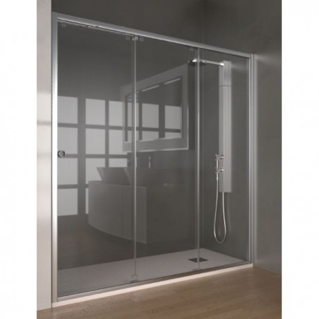 Mamparas de ducha Doccia modelo Delhi