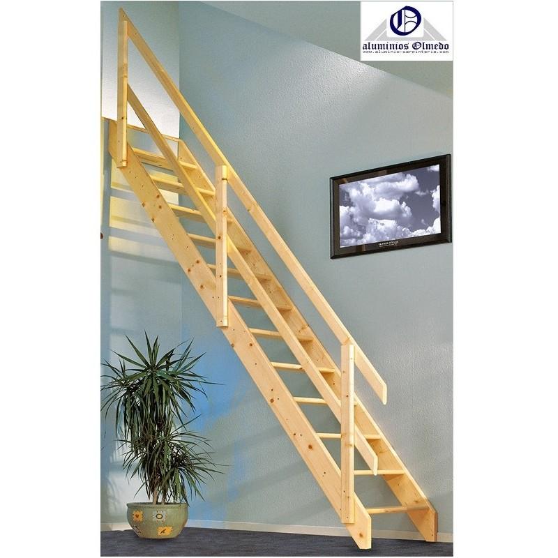 escalera madera modelo lisbon