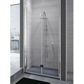 Comprar mampara de ducha plegable OBI