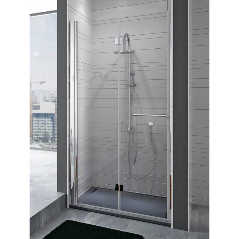 Tienda mamparas de ducha plegables obi mamparas de ba o a - Mamparas de ducha plegables ...