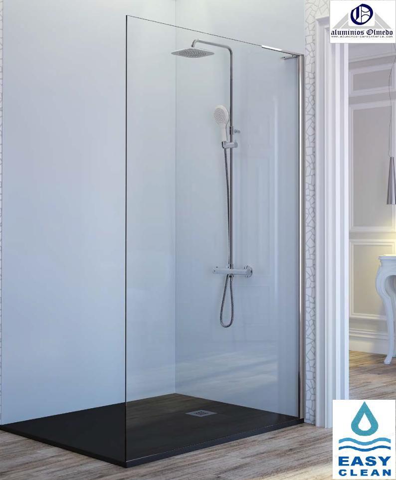 Maparas de ducha mampara de ducha gme moving angular de - Cristal fijo para ducha ...