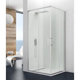 Mampara angular ducha Prestige Titan