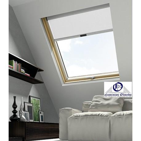 Cortinas de Resorte Plus ventanas de tejado Roto (color especial)