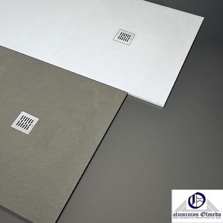 Plato de Ducha Nudespol textura Granito
