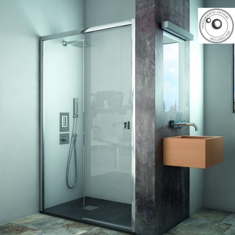 Mampara de ducha frontal corredera m xico ofertas - Mamparas correderas de ducha ...