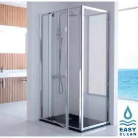 Mampara de ducha pivotante Kassandra TR503