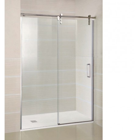 Mampara de ducha acero inoxidable inoxidable GME modelo Moving