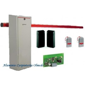 COMPRAR KIT BARRERA PARKING ERREKA NET 4mt.