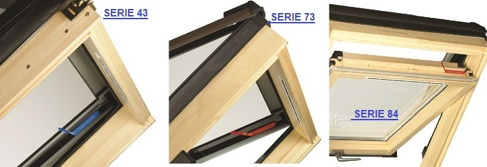 Localización placas identificativas ventanas tejado ROTO